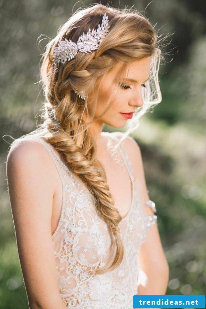 beautiful hairstyles herringbone