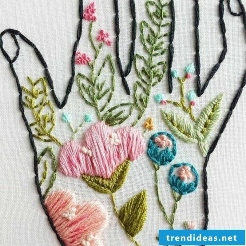 Embroidery learn impressive patterns and inspirational ideas