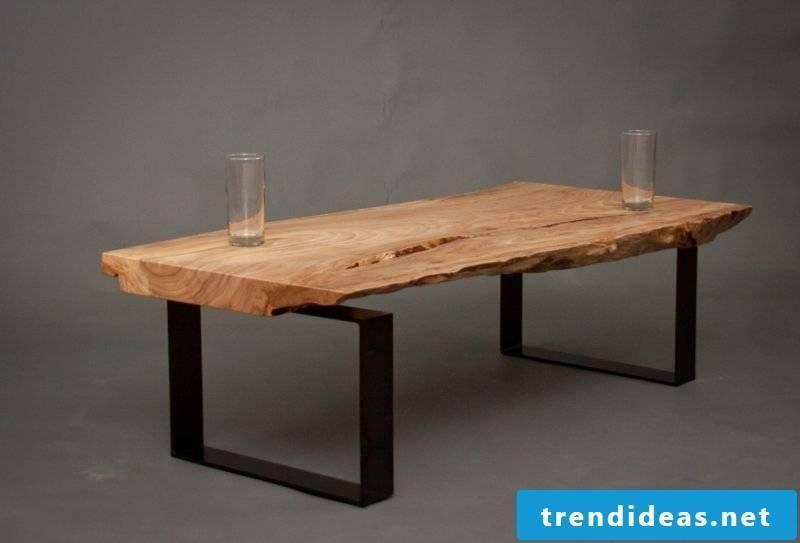 Real wood furniture DIY