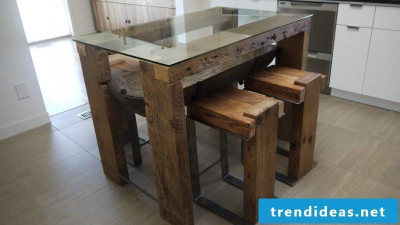 Real wood furniture ideas