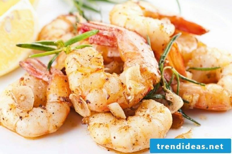 Good Friday food recipes shrimp