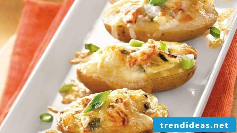 Good Friday food recipes stuffed potato