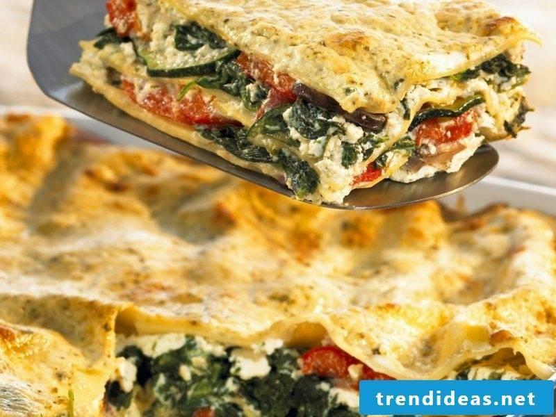 Good Friday meaning and recipes lasagna vegetarian
