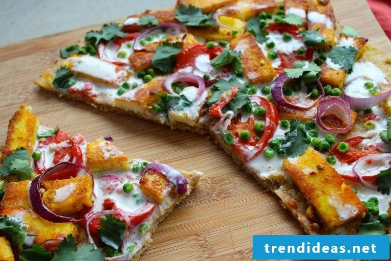 Good Friday meaning dishes pizza vegetarian