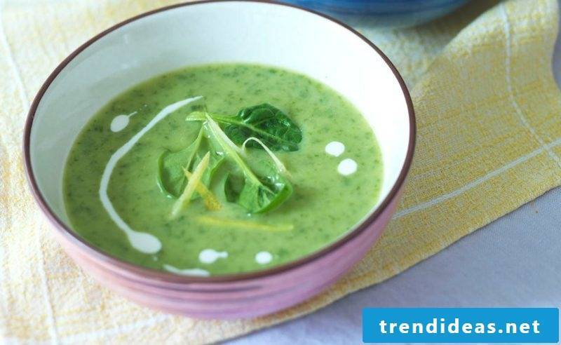 when is Good Friday Good Friday 2017 recipes creamy spinach soup