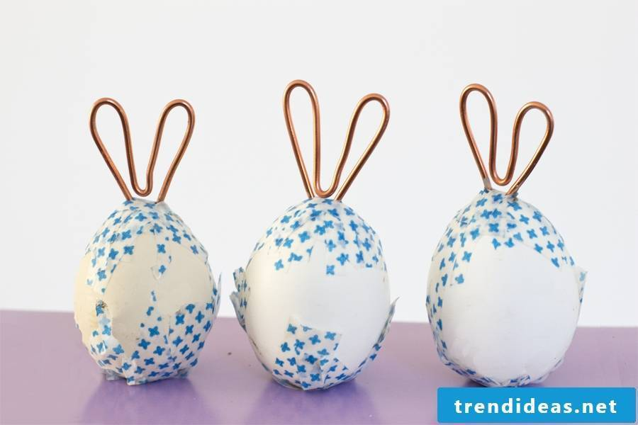 Concrete Easter bunnies - what's next?