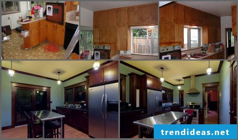 kitchen fronts replaced failed