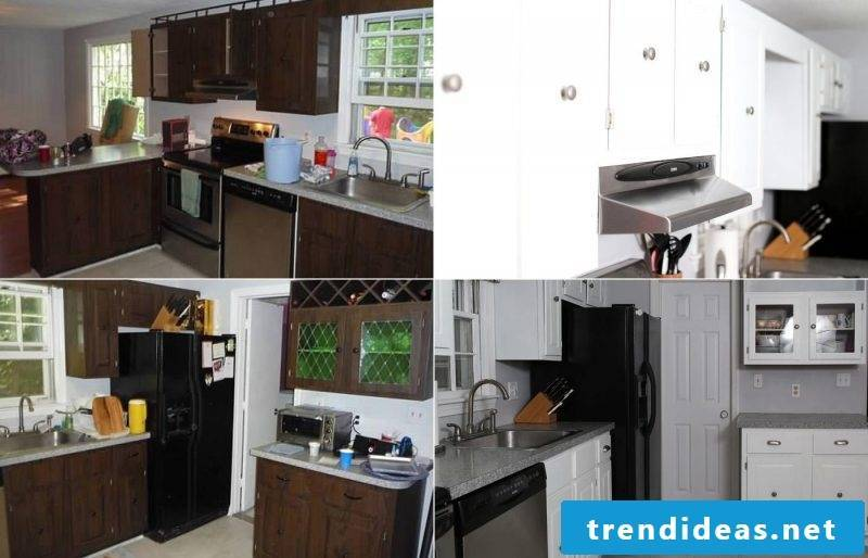 kitchen fronts exchange creatively