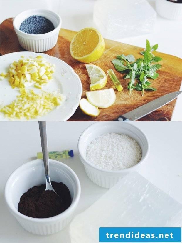 Exfoliation itself make DIY instructions