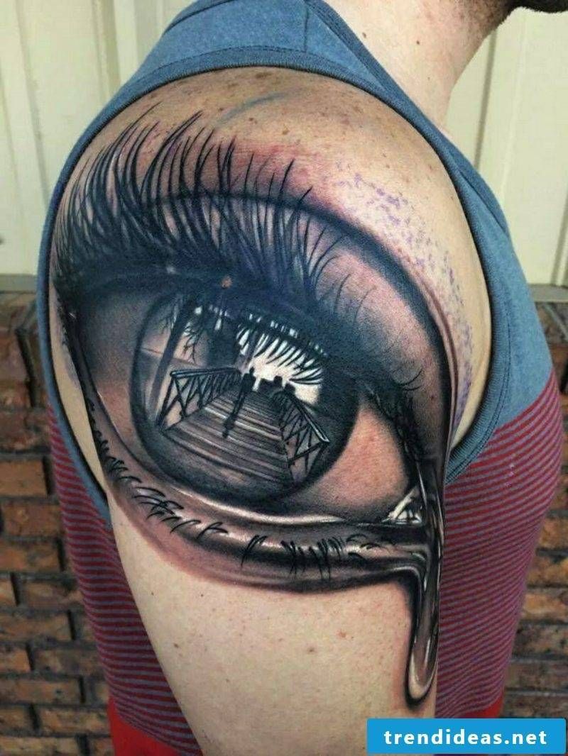 the third eye tattoo