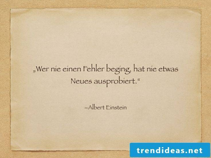 short wisdom einstein