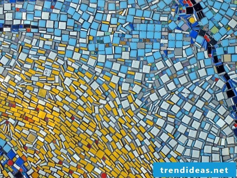 original mosaic DIY creative ideas