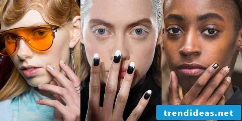 Gel nails Winter Trends Nail Polish 2017