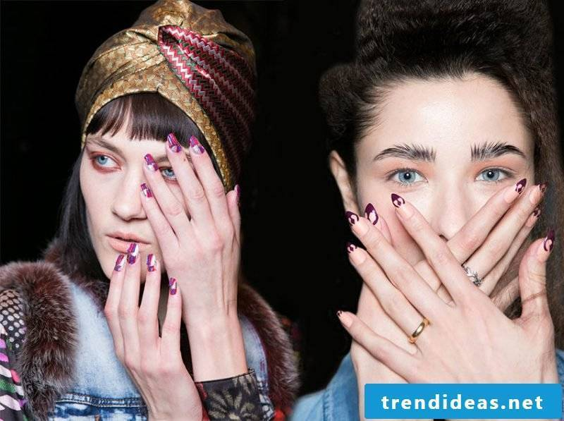 Gel nails pictures - Trends 2016/2017
