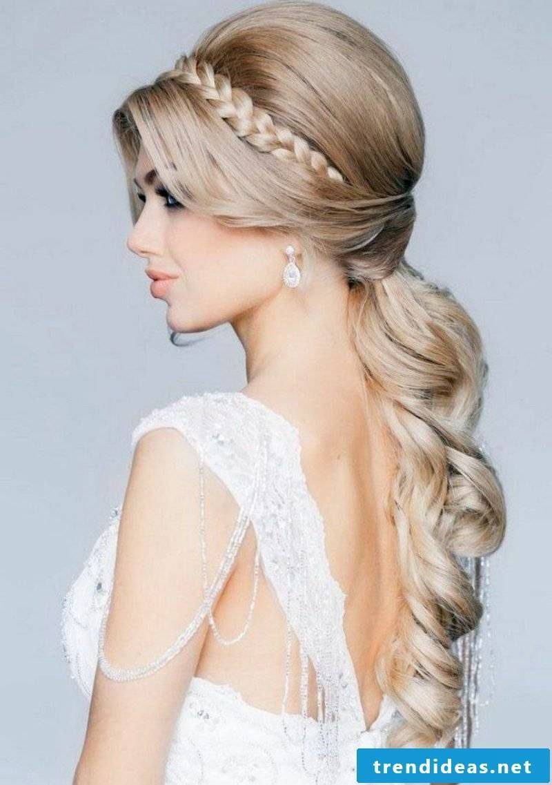 Braided hairstyles Instructions simple hairstyles for long hair
