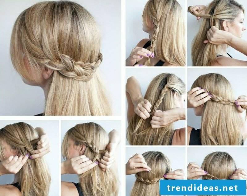 elegant hairstyles hairstyles semi-long hair