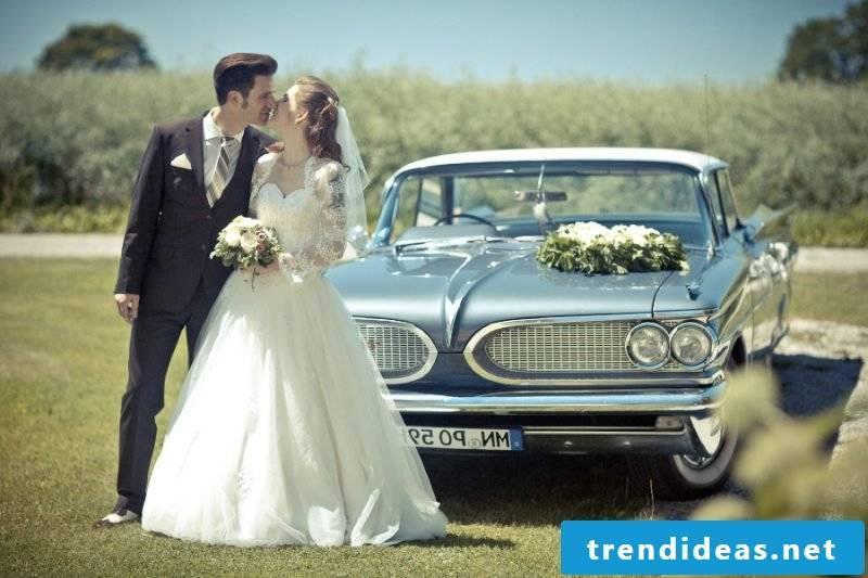Rockabilly wedding classic
