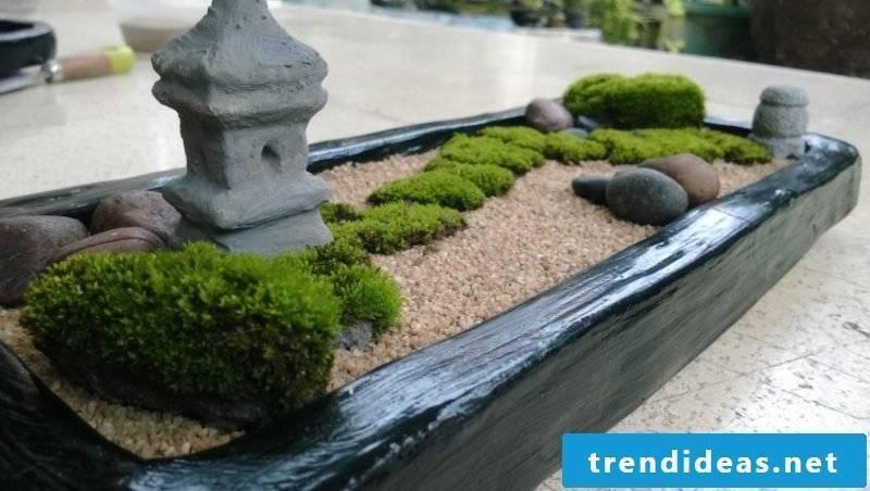 Feng Shui garden energy centers shape