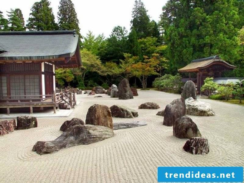 Feng Shui garden landscaping