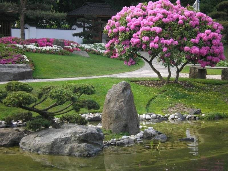 original Feng Shui garden