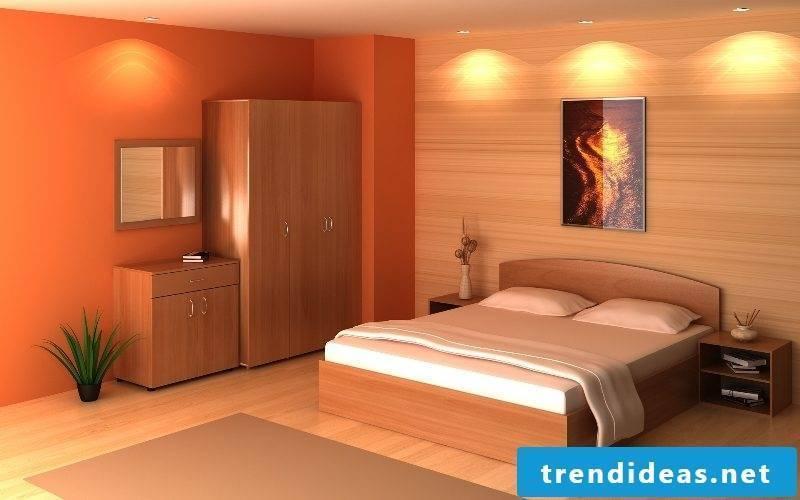 Living after Feng Shui - Set up the bedroom