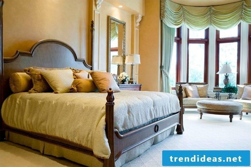 feng shui bed between door window