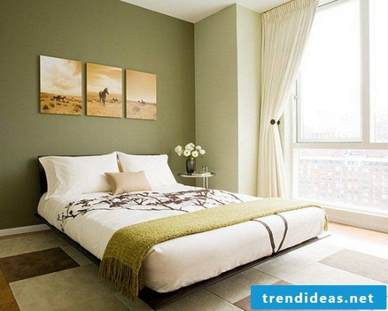 Not only in the bedroom Feng Shui ensures well-being