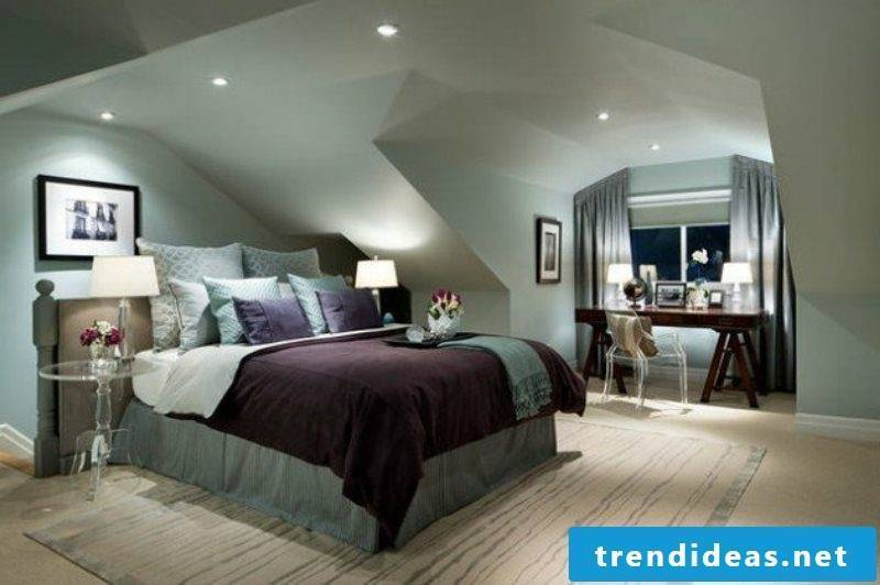 Bedroom - Align the bed to Feng Shui