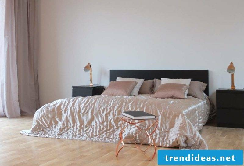 Bedroom Feng Shui - energy in the river