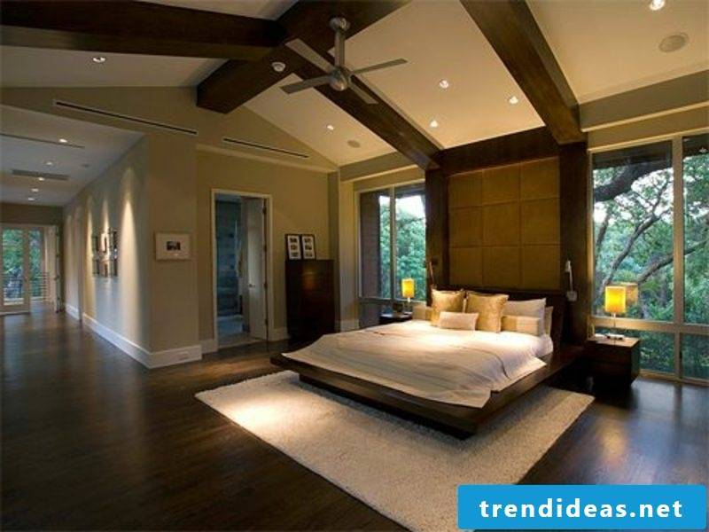 Bedroom Guide: The right place for the bed
