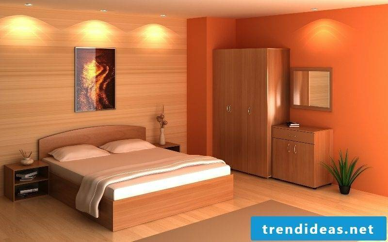 Bedroom setup according to Feng-Shui: The most important rules
