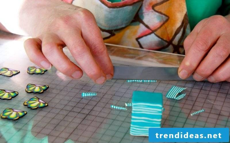 Fimo instruction made by yourself