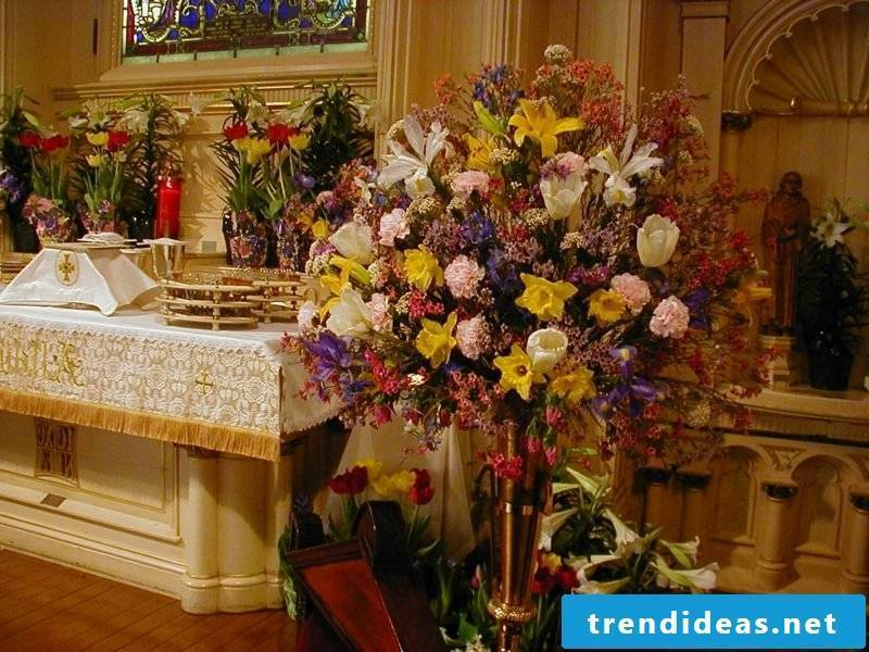 Floral arrangements for wedding roses