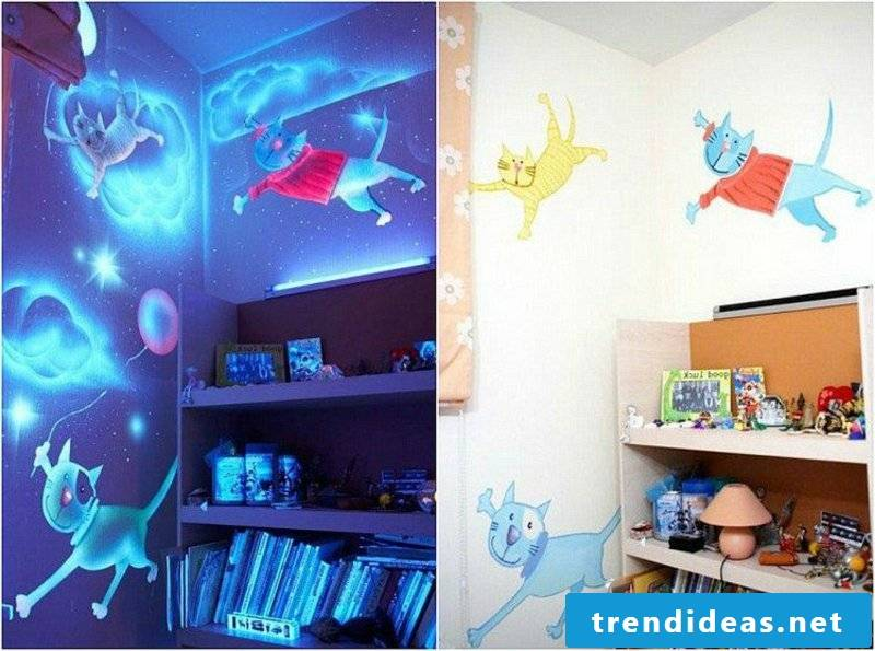 Nursery wall decoration