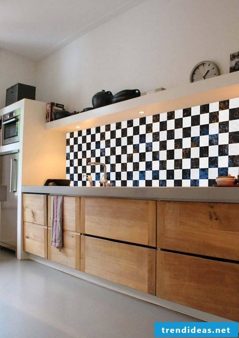foil kuchenruckwandsetzt a special highlight in the kitchen