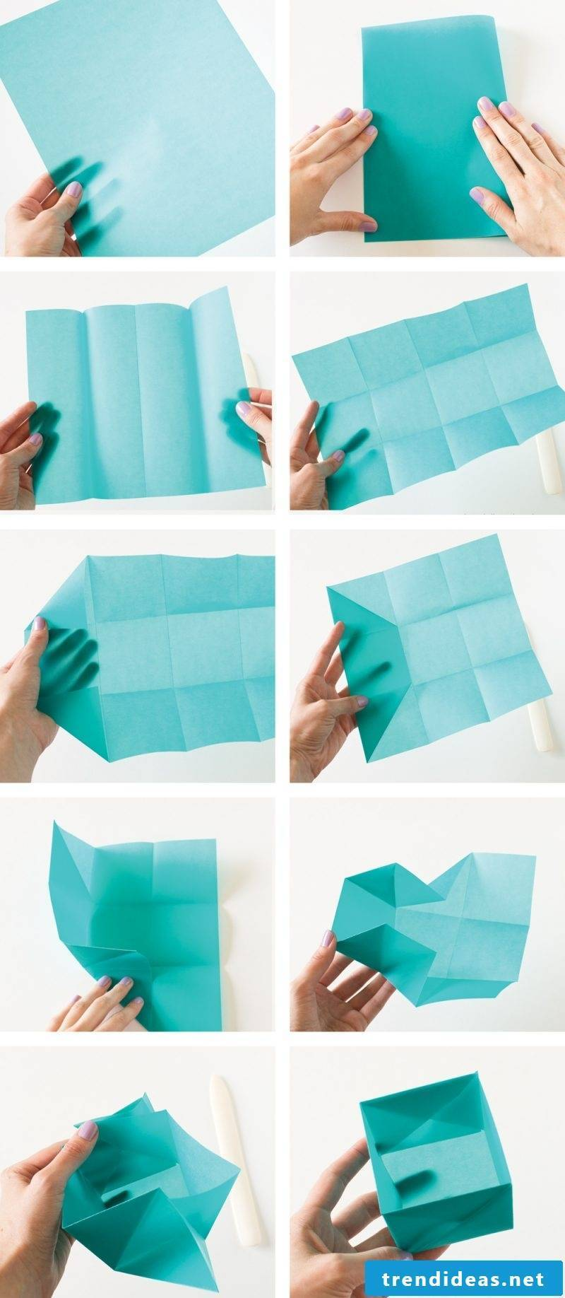 Craft of the Day | Paper box diy, Diy paper, Origami box | 1836x800