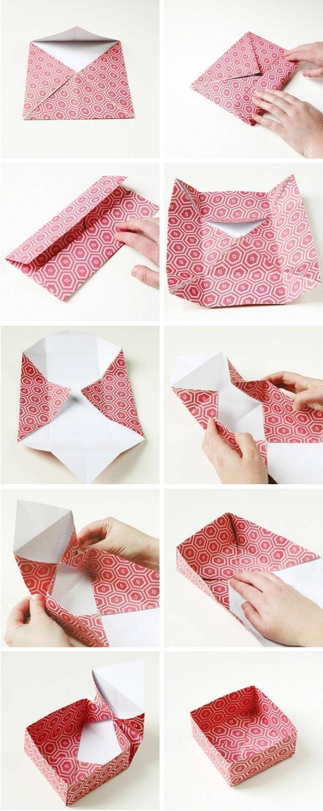 Gift Wrapping Made Of Paper