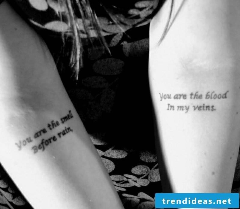 Fonts for tattoo original idea verses