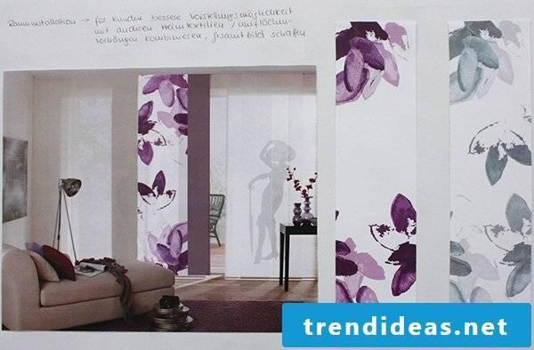 Textile design window design