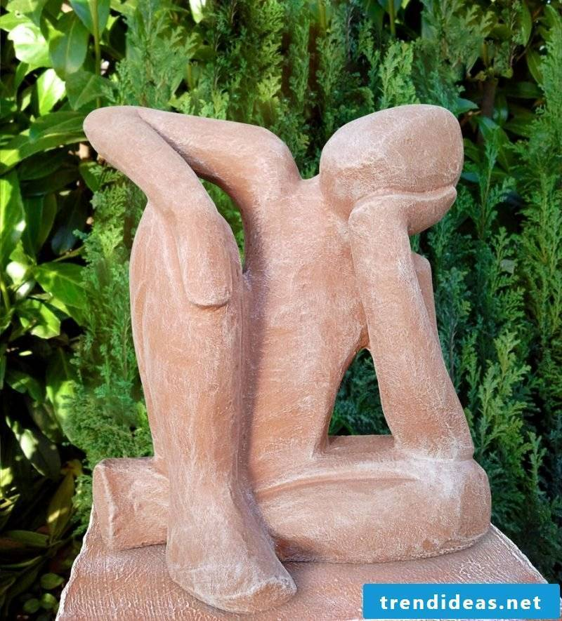 garden sculptures creative
