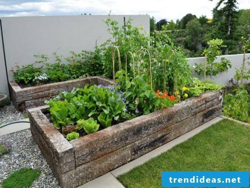 Gardening ideas raised beds gorgeous look