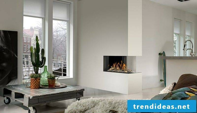 Lifestyle furniture gas fireplaces