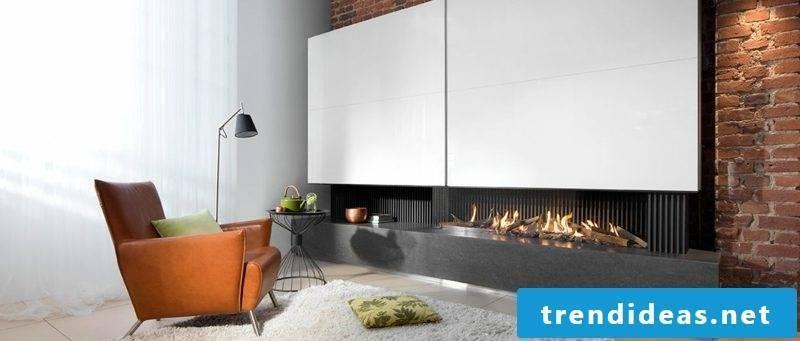 nice gas fireplaces