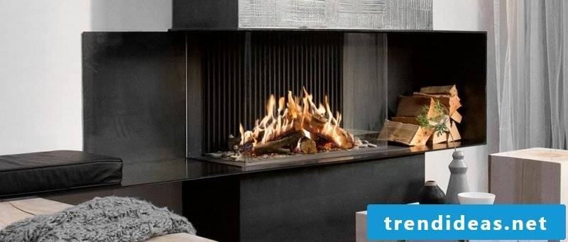 Gas fireplaces in Germany