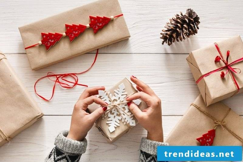 Gifts to Christmas DIY