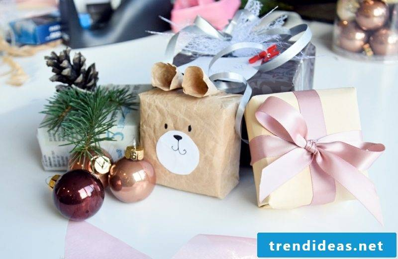 DIY Christmas Decorations Gifts Package