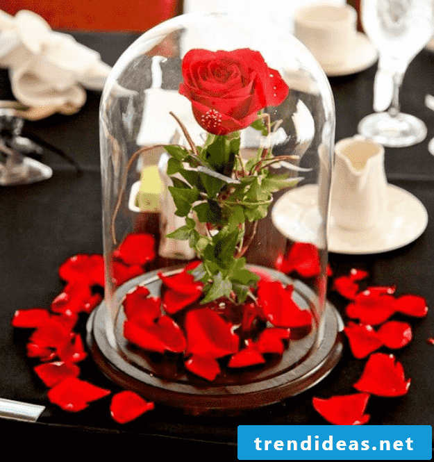 Rose crafts - the perfect DIY decoration
