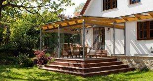 Glass roof terrace - what advantages are there?