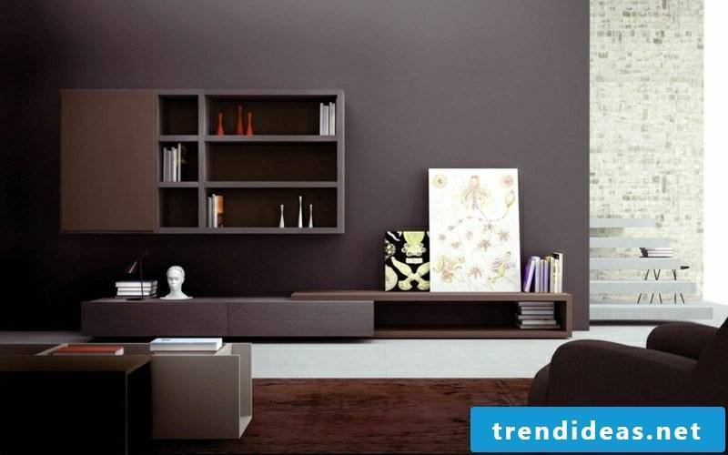 Shades of gray in the living room modern ideas
