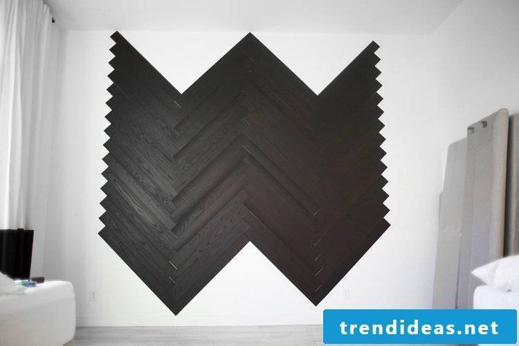 Do-it-yourself home decorating wall coverings - Step 4